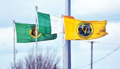 Ballyholland flags